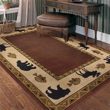 Capel Lodge Rugs