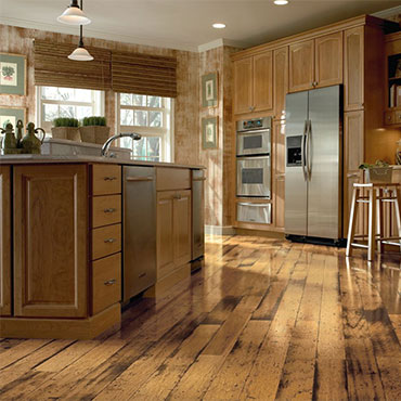 Bruce Distressed Wood Flooring